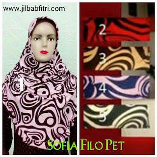 jilbab instan modis sofia filo