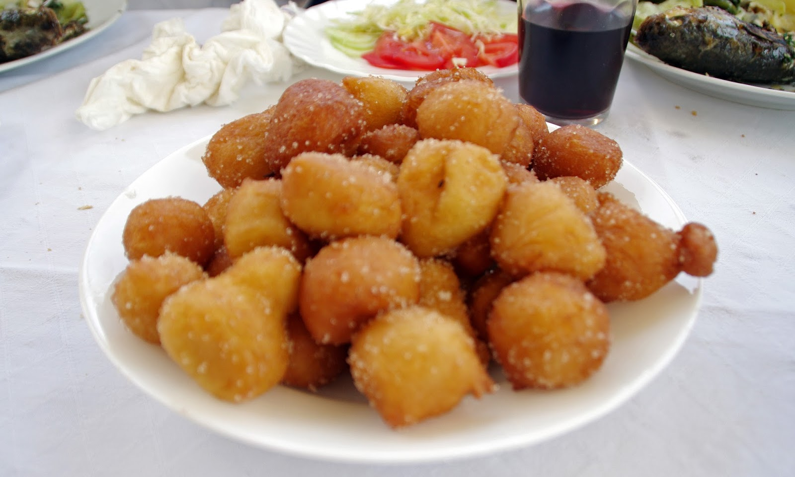 Croatian donuts