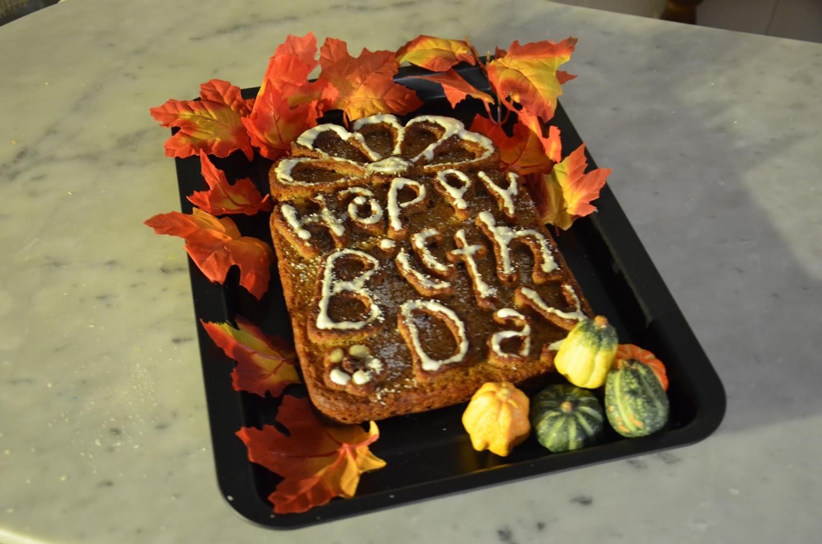 Bilbo Bagginss Birthday Cake Mi Rincn Vegaterrneo My