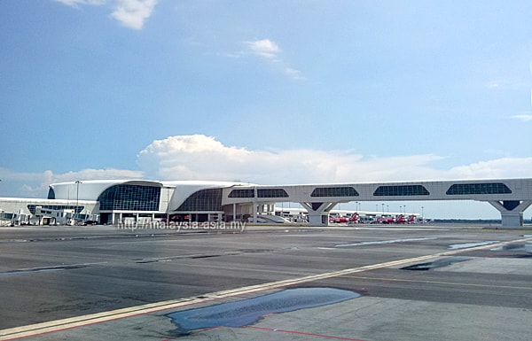 Aerobridge at KLIA2