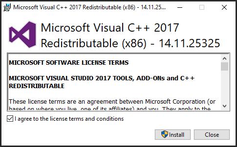 حل مشكلة عدم وجود ملف vcruntime140.dll عند تنصيب البرامج والالعاب