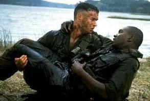 Forrest y Bubba - MagaZinema