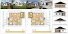 Family House Plan 107 sq m [DWG, PDF, JPG]