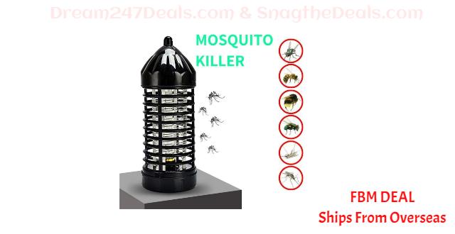 80%  off   Mosquito Killer Lamp