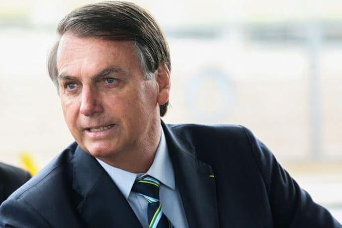 SAÚDE: Bolsonaro faz exame para investigar possível câncer de pele.