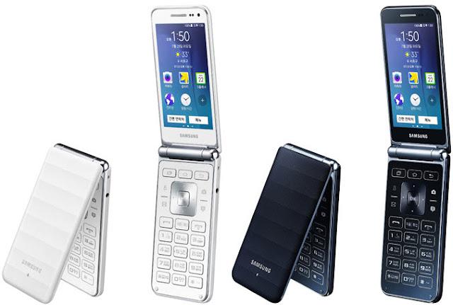 Samsung Galaxy Folder 2 Full Spesifikasi dan Harga Terbaru, Ponsel lipat keren Marshmallow