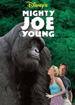 mighty joe young monyet yang terkenal di dunia