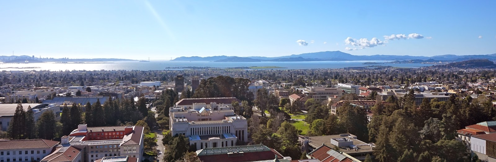 The Thrifty Traveler: Visiting the UC Berkeley Campus: A