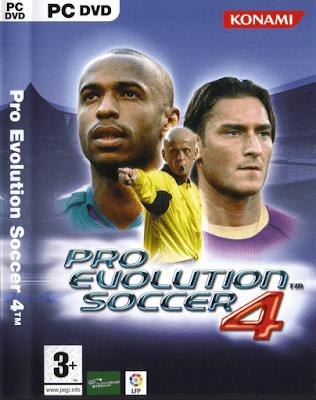 تحميل لعبة pro evolution soccer 6 كاملة برابط واحد
