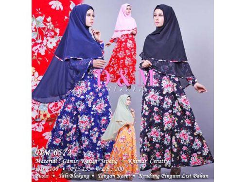 Jual Online Qistira Maxy Syar'i Model Busana Muslim Terbaru diJakarta