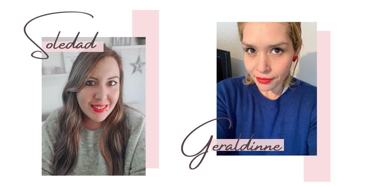 Soledad&Geraldinne