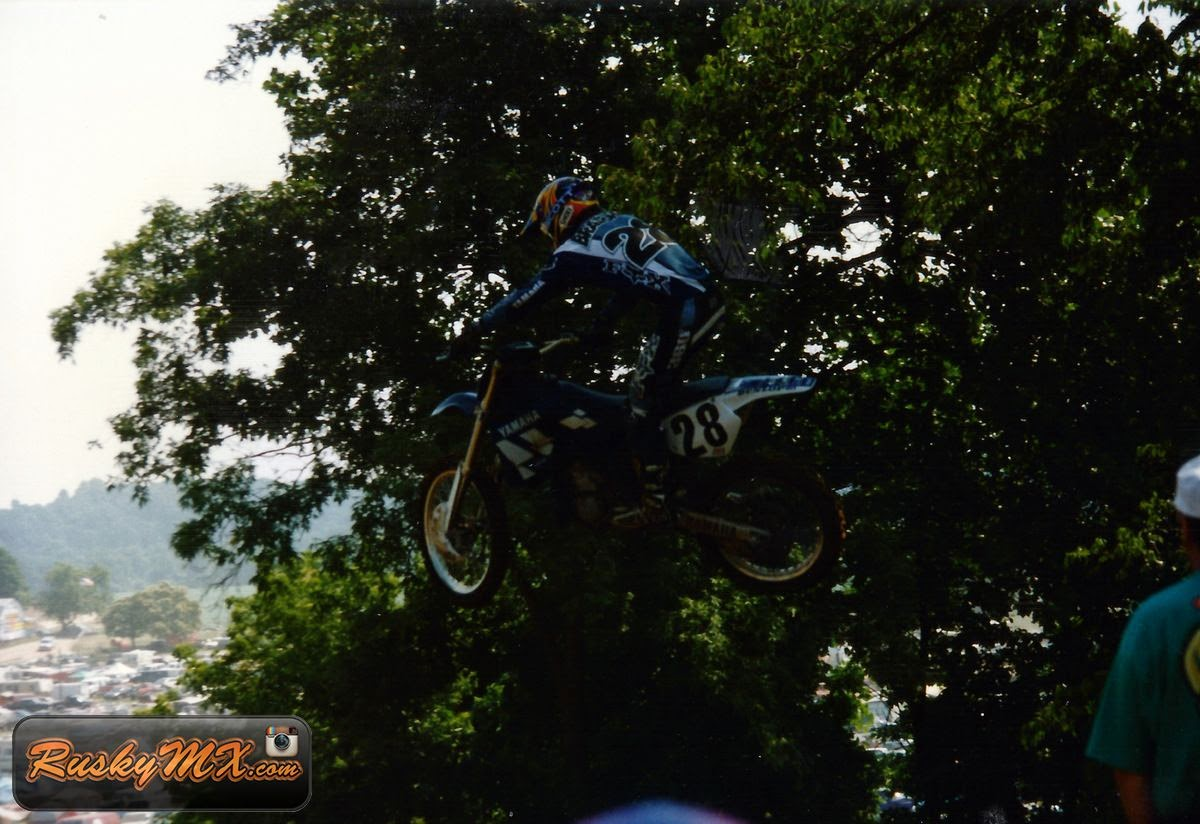 Damon Bradshaw - Red Bud 1996