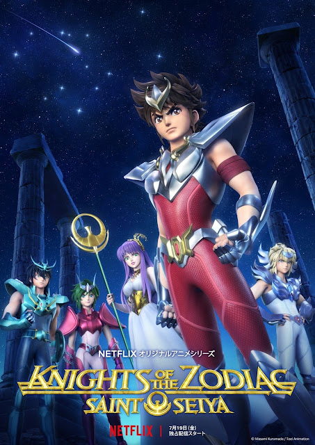 Saint Seiya: Knights of The Zodiac - Dublado - Download | Assistir Online Em HD