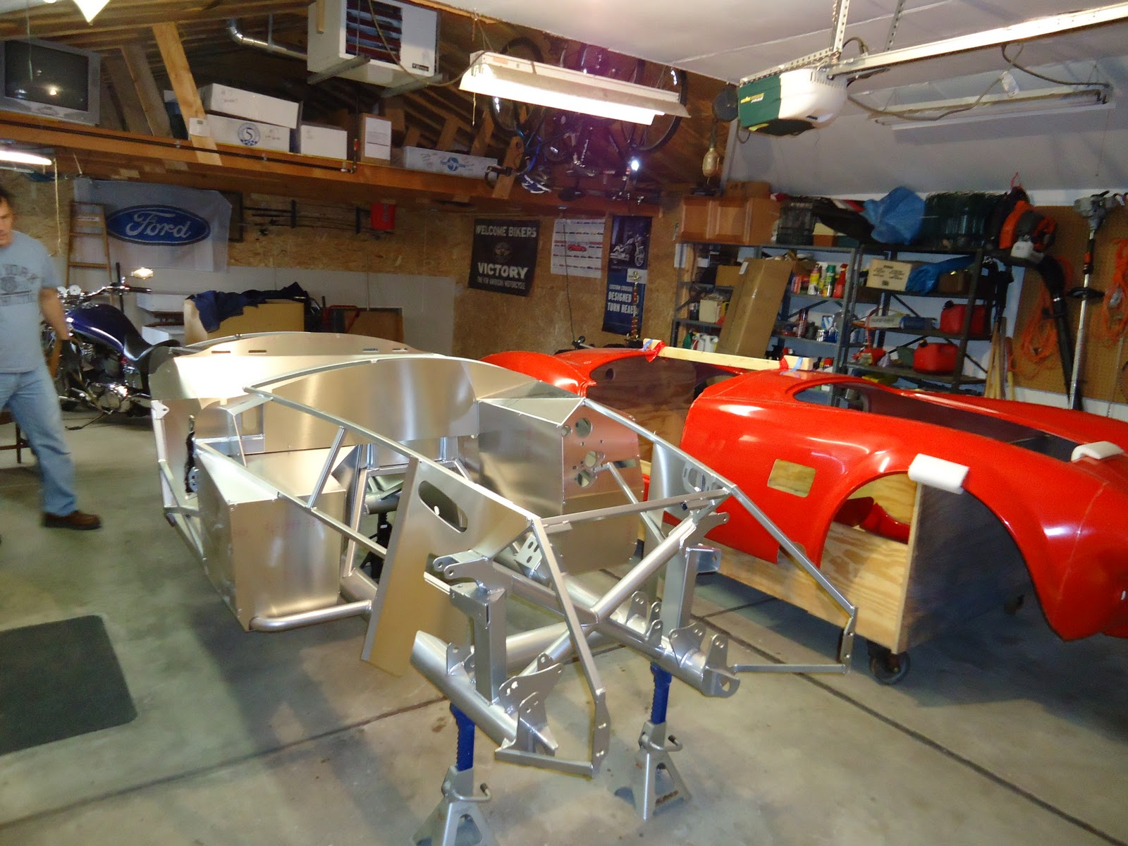 Russel Family FFR Roadster Build