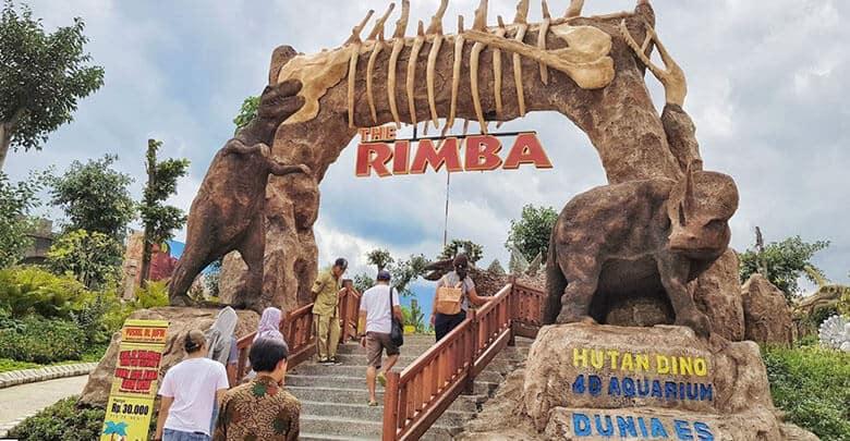 Wisata Jatim Park 3