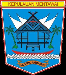 Logo/ Lambang Kabupaten Kepulauan Mentawai