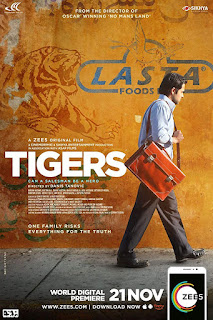 Tigers (2018) Hindi Movie HDRip | 720p | 480p