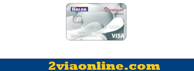 Cartão Casas Bahia: confira como gerar boleto da 2ª Via da Fatura Cartão Casas Bahia