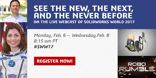 SOLIDWORKS WORLD 2017