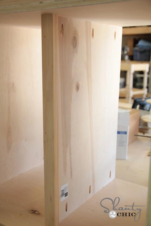 Click To Buy Shelf - DIY Desk Nightstand