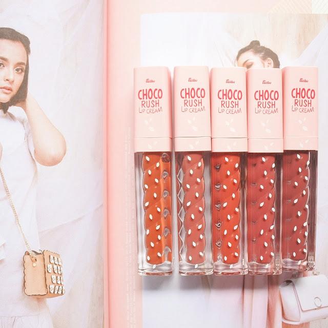 Fanbo Choco Rush Lip Cream