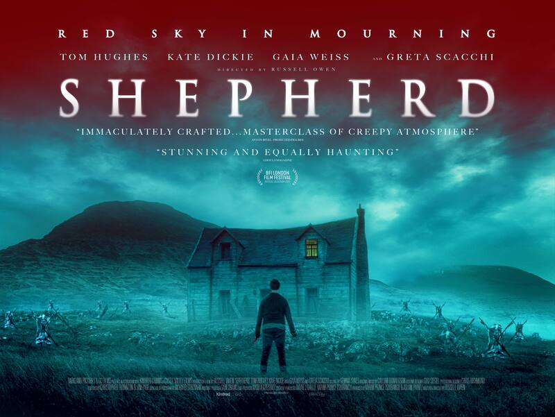shepherd poster british horror