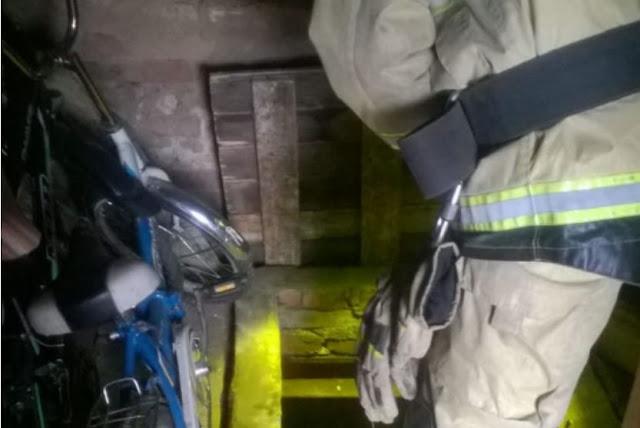 В Башкирии в погребе снова пострадал мужчина