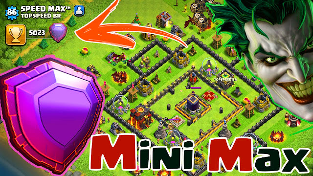 MiniMax - Clash of Clans