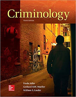 Criminology 9th Edition by Freda Adler
