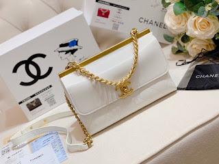 Túi xách Chanel Trắng (CNTR7)