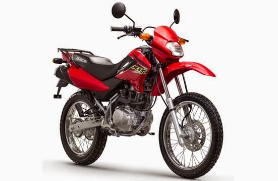Honda XR125L Specifications and Price