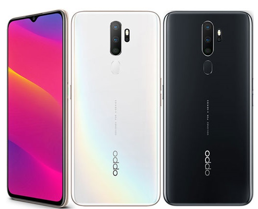 Oppo A5 2020 with quad-camera 6.5-inch display with Nano water-drop