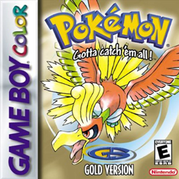 [GBC] Game Pokemon Gold Legend bắt full Pokedex