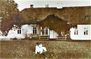 Dwór w Szetejniach 1913 - http://www.wojciechkarpinski.com/