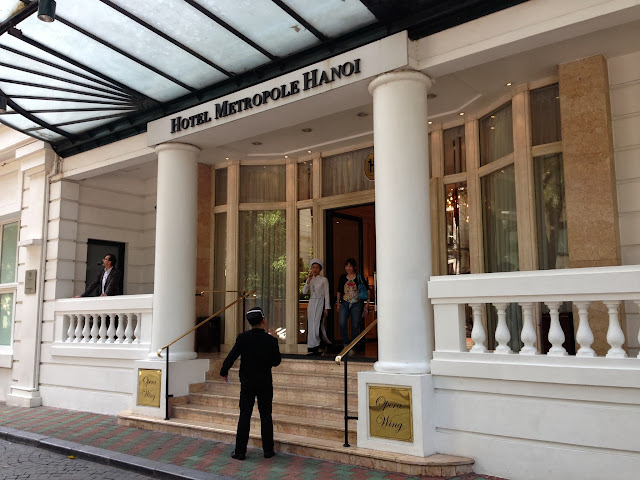 hotel-metropole-hanoi ソフィテルメトロポールホテル