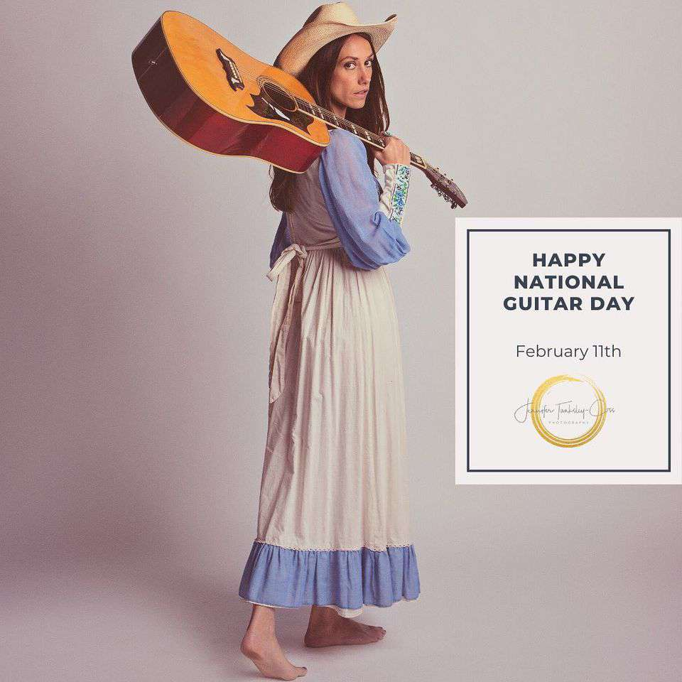 National Guitar Day Wishes Images download