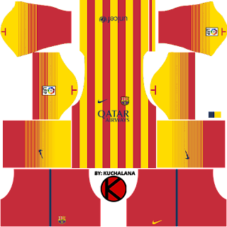 brand new ff3a6 c2660 Barcelona Kits 2013/2014 - Dream League Soccer - Kuchalana