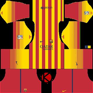 barcelona kits 2013 2014