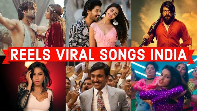 Top Hindi Trending Songs on Instagram Reels in India 2021