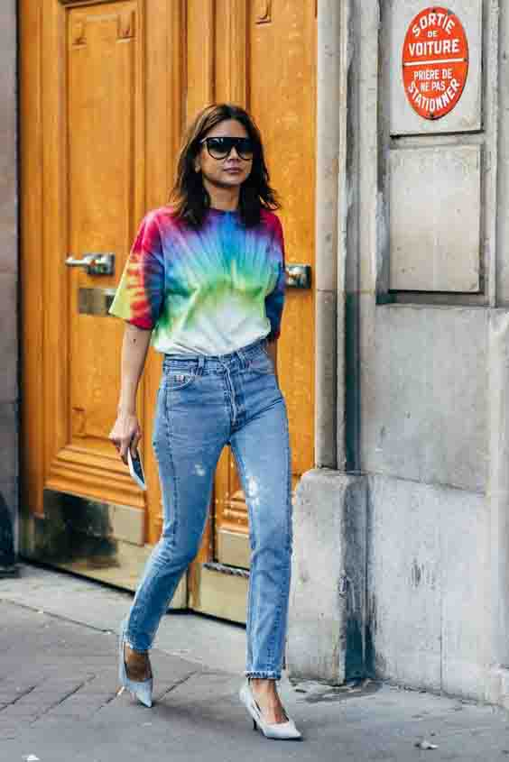 Trend alert: estampa tie dye