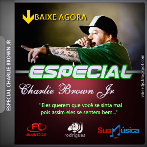 CD Especial Charlie Brown Jr – Remix ( 2016 ) download grátis
