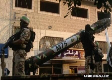 Roket R-160 Al-Qassam