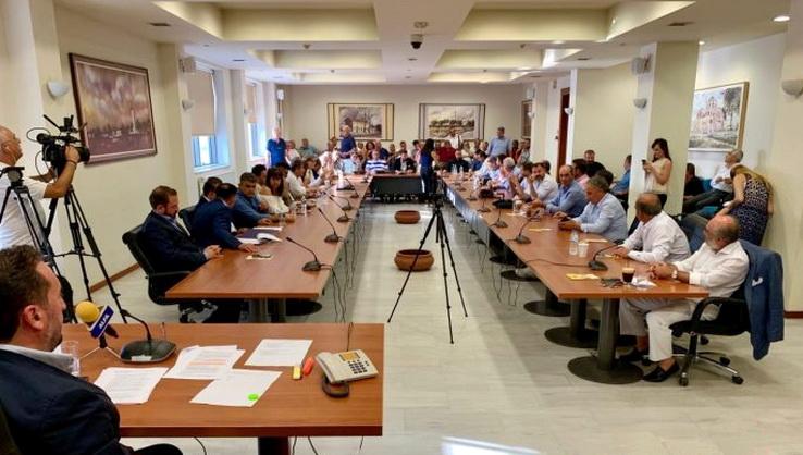 Συνεδριάζει το Δημοτικό Συμβούλιο Αλεξανδρούπολης