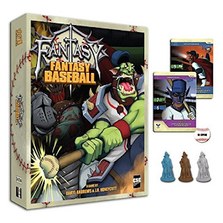 Fantasy Baseball board game