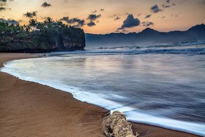 Harga Tiket Masuk dan Lokasi Pantai Pelang Trenggalek Jawa Timur