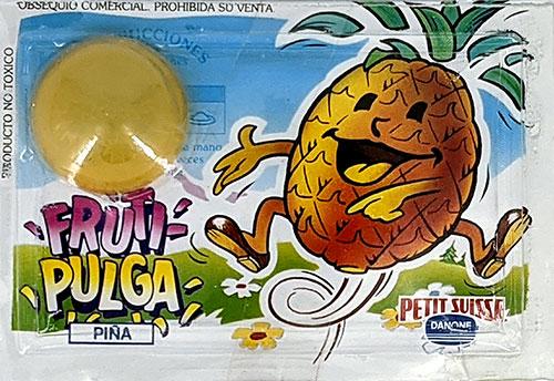 Fruti-Pulgas Danone Piña