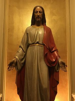 Jesus, Holy Trinity Catholic Church Dallas Texas