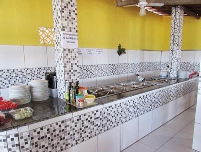 Galinhos, Restaurante da Irene