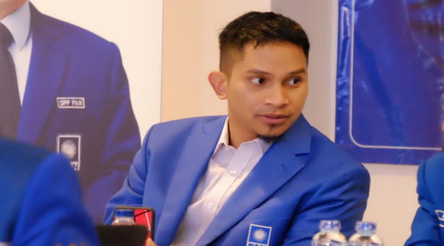 Anak Amien Rais Panik Tingkat Dewa Hingga Sebut Akan Berenang dari Jakarta ke NTT
