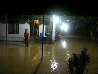 Hujan Deras, Lima Desa di Aceh Barat Daya Langganan Banjir